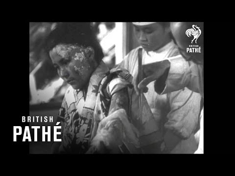 Hiroshima Victims + Nuclear Holocaust Test Footage at Bikini