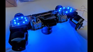 How to install LEDs in PS4 controller (EASIEST WAY POSSIBLE)