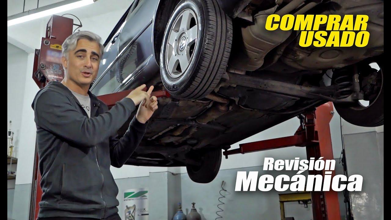 Comprar auto usado: revisión mecánica - Informe - Matías Antico - TN Autos