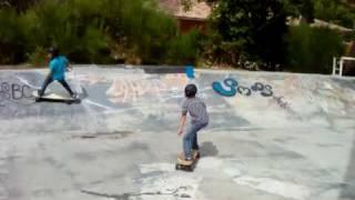 skate lectrique dbutants electric skatepark le four cap ferret 0002