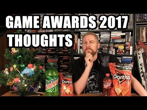 GAME AWARDS 2017 (Thoughts) - Happy Console Gamer