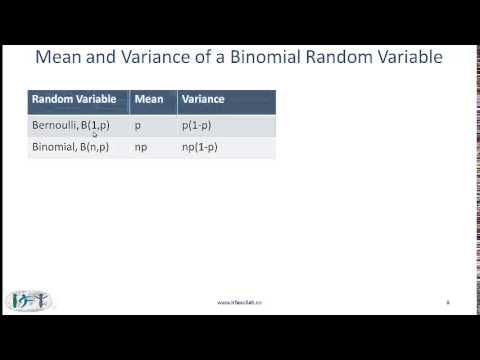 2015 CFA Level I Quant: Common Probability Distributions Lecture 1