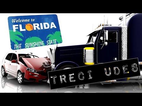 Kamion King - Florida 🚩 Treći Udes