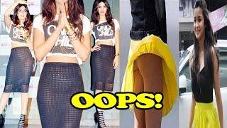 Bollywood Actresses Wardrobe malfunction  Oops Moments Of Bollywood celebs  Priyanka Chopra