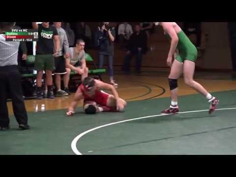Southern Virginia University Wrestling vs Huntingdon College