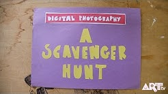 Digital Photography Scavenger Hunt - HOW TO