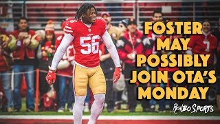 Live! 49ers LB Reuben Foster's Ex-girlfriend Admits To Lying, Next Court Date May 23