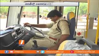 RTO Officers Negligence On School Buses Fitness Checking In Chittoor District   iNews