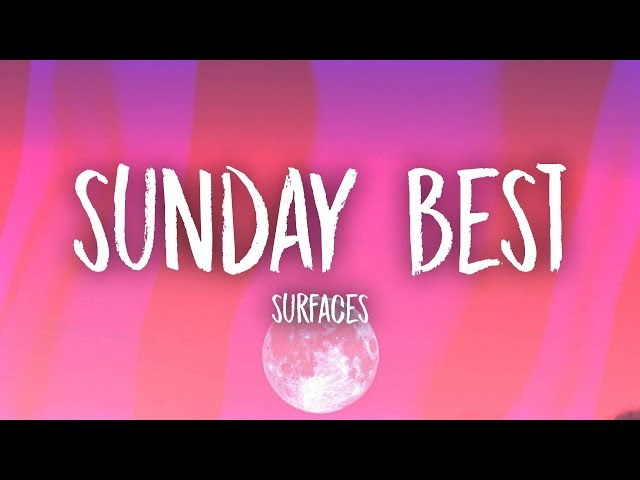 Sunday Best MP3 FREE DOWNLOAD