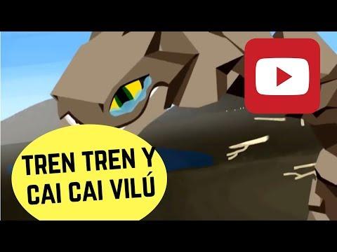 Tren tren y Cai Cai Vilú   Cuéntame un cuento (cuentos, mitos y leyendas de Chile)