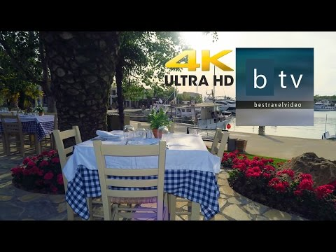 Sani resort 2016, Halkidiki Greece. Walk around in 4K (Part 1of 2 - brief)