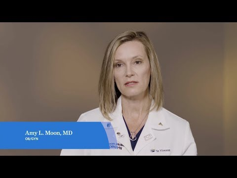 Meet Amy Moon, MD, OB/GYN   Ascension Indiana