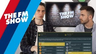 How to Sell your Players for more and Buy Players for less! | The FM Show #8
