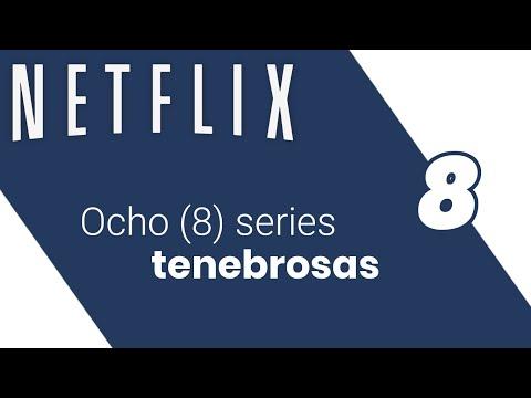 8 Series tenebrosas en Netflix que debes ver