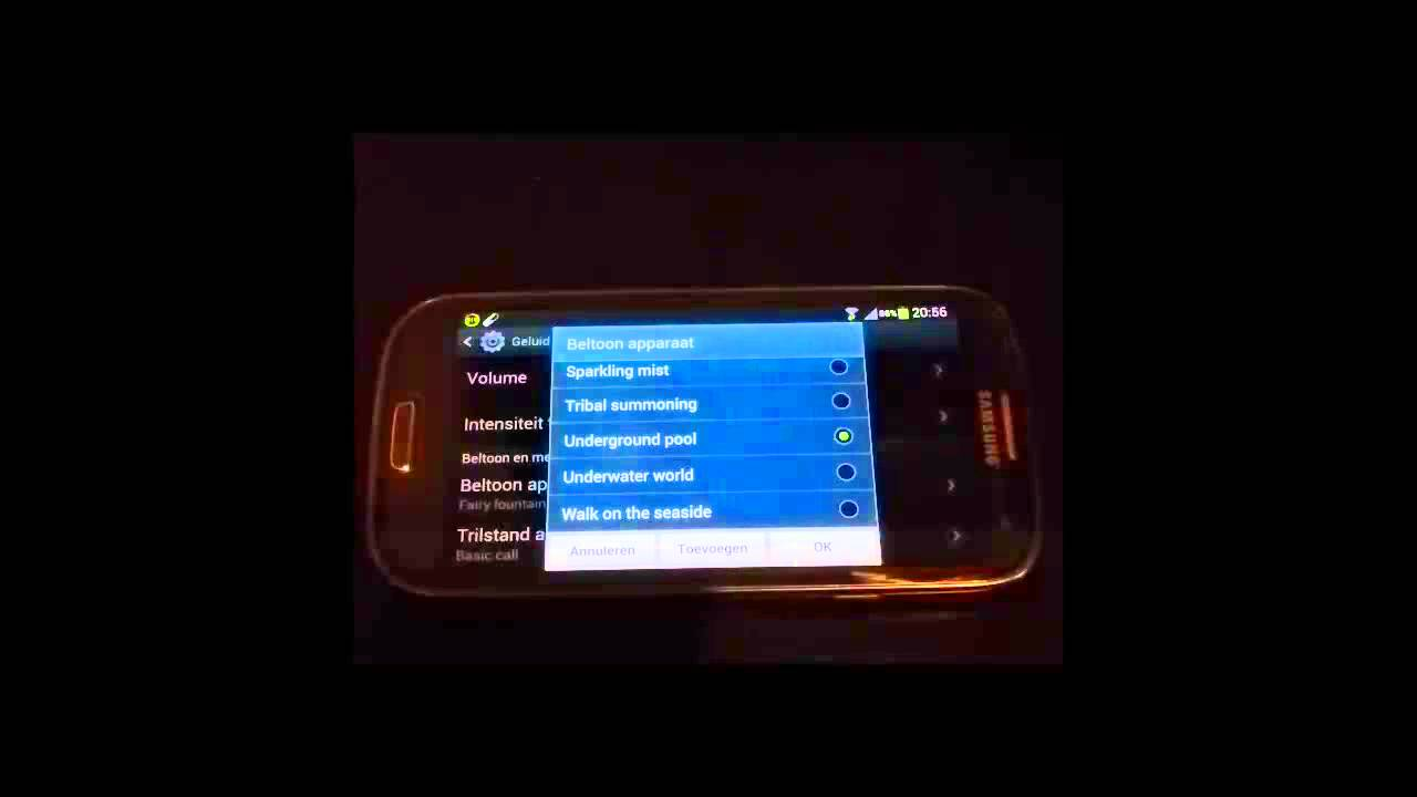 get ringtones for samsung galaxy s3