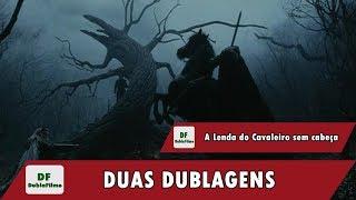 A Lenda do Cavaleiro sem cabeça - Duas Dublagens(VTI/Álamo)