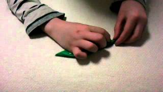 楽しい折り紙のおり方です。皆が折り紙を大好きになってくれたら嬉しい...
