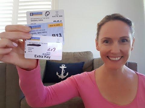 Royal Caribbean - Sea Pass Card