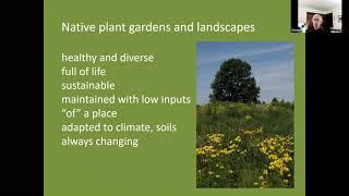 BMAP 2021 Webinar: Living Landscapes