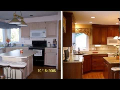 Ideal Cabinet Refacing Of Naples Before & After Photos -  Kitchen Cabinets In Naples Florida