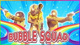 BUBBLE SQUAD ASSEMBLE! - Rust Survival | 4