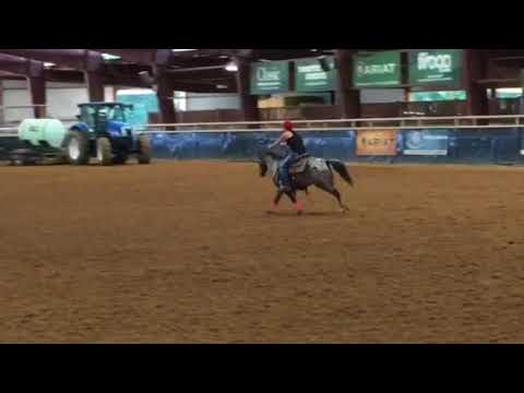 Thunder At NRS In Decatur, TX Barrels