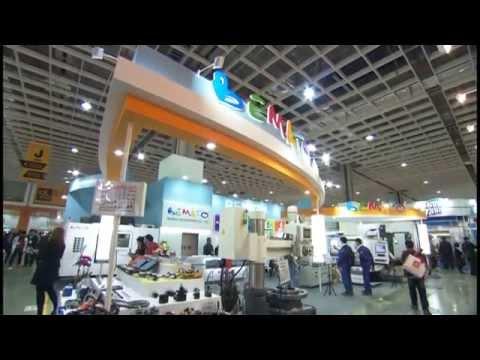 2015 TIMTOS TAIPEI EXHIBITION VIDEO - BEMATO Benign Enterprise Co., Ltd.