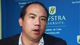 Prof. Julian Ku highlights international and domestic legal issues pertaining to the Iraq war
