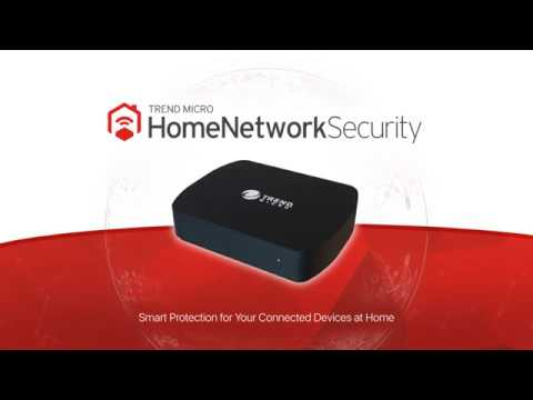 How Trend Micro Home Network Security Works