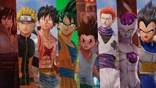 All Ultimate Attacks - Jump Force