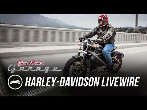 Harley-Davidson Project LiveWire - Jay Leno's Garage