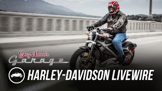 Harley-Davidson Project LiveWire - Jay Leno