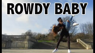ROWDY BABY | Maari | Dance Choreography | Simple Routine |