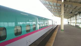 東北新幹線 なすの257号 郡山行き E5系  2018.09.29