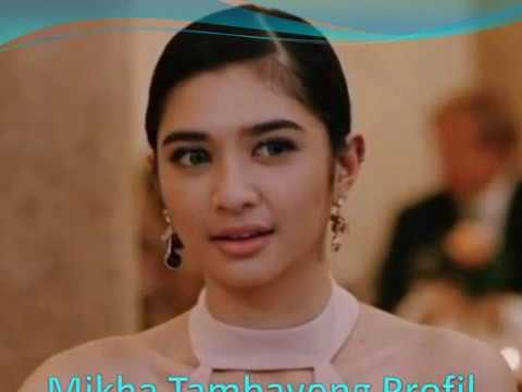 Pengen Tau Profil Artis Mikha Tambayong? Termasuk Biodata Album Sinetron dan Karirnya