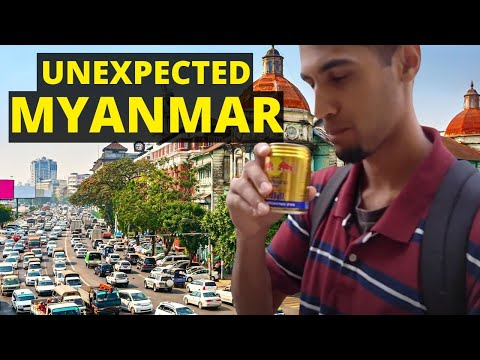 YANGON, MYANMAR TRAVEL DIARIES | WALKING IN MYANMAR | SHWEDAGON PAGODA | VISITING MYANMAR | BURMA