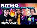 [Reacción] The Black Eyed Peas, J Balvin - RITMO (Bad Boys For Life) - ANYMAL LIVE 🔴