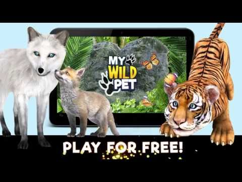 My Wild Pet - Launch Trailer [Android & iOS]