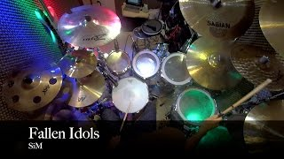 【Drum Cover】SiM / 「Fallen Idols」 by Ken