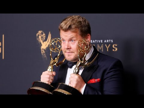 James Corden's Carpool Karaoke wins Creative Arts Emmy