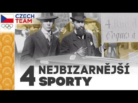 TOP: 4 nejbizarnější olympijské sporty