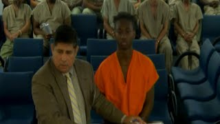 Teen back in court following shooting of South Florida rapper