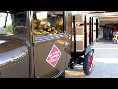 1928 Ford AA Truck For Sale.