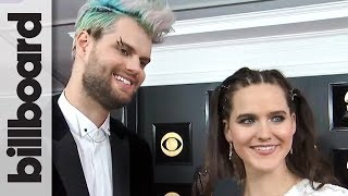 &quotThey&#39ve Hooked Us Up&quot Sofi Tukker on Working with Apple Billboard