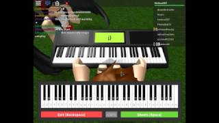 little do you know roblox piano