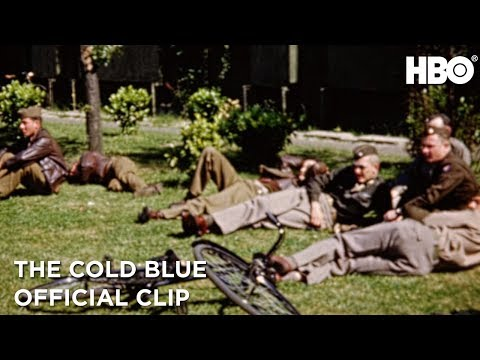 The Cold Blue: We Flew For The Cause - Behind The Scenes   HBO