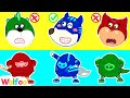 Wolfoo Pretend Play PJ Masks + More Superhero Compilation | Wolfoo Channel Kids Cartoon