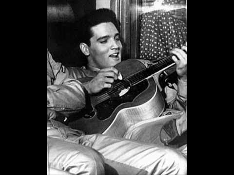 Elvis Presley - By and By (with lyrics)