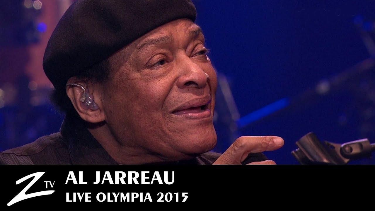 Al Jarreau à L'Olympia 2015