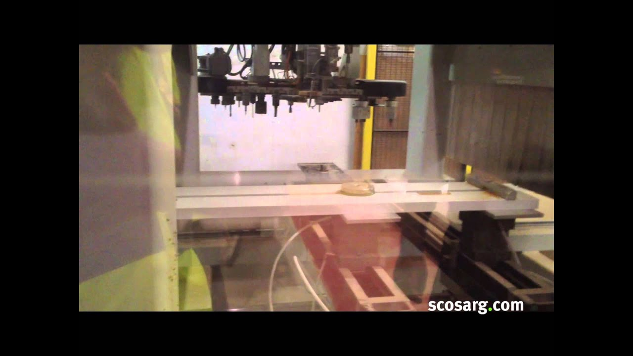 Maka Pe70 5 Axis Cnc Router Scottsargeant Woodworking Machinery